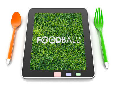 Foodball, il video e la canzone