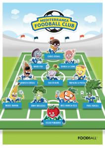 Mediterranea FOODBALL Club