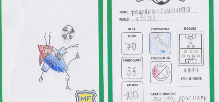 FB Player TRIGLIAto Rovesciato by Francesco
